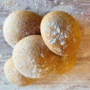 Pan bocadillo de espelta